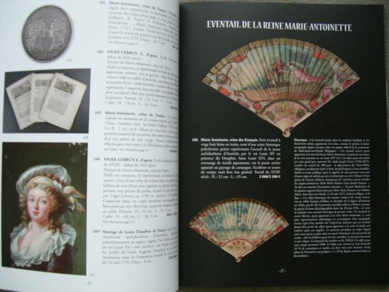 Vente de Souvenirs Historiques - aux enchères plusieurs reliques de la Reine Marie-Antoinette - Page 2 _5711