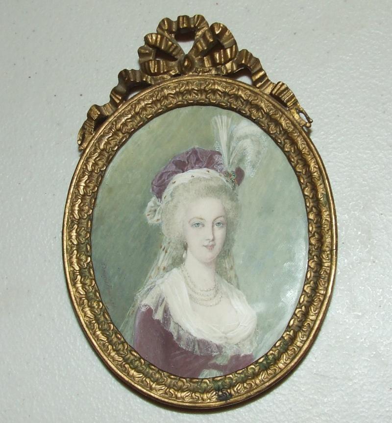 A vendre: portraits de Marie-Antoinette - Page 2 _5716