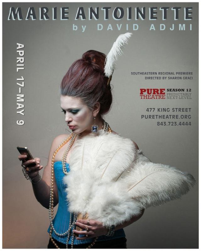 "Spectacle ""Marie-Antoinette"" de David Adjimi au Pure Theatre de Charleston Marie-13"