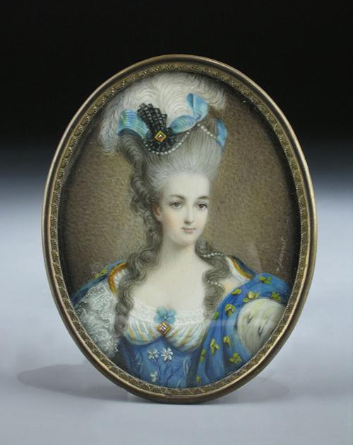 A vendre: miniatures de Marie Antoinette et de ses proches - Page 5 Tumblr12