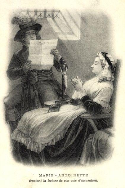 La Conciergerie : Marie-Antoinette dans sa cellule. - Page 3 Zbust11