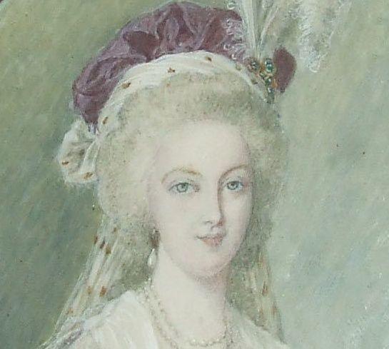 A vendre: portraits de Marie-Antoinette - Page 2 Zpage010