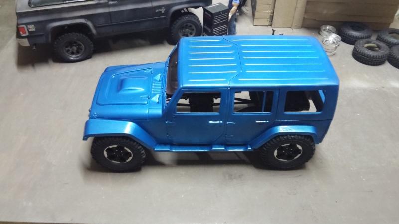 """Jeep JK Unlimited """"Polar Edition"""" et sa petite sœur!!! - Page 3 20150320"""