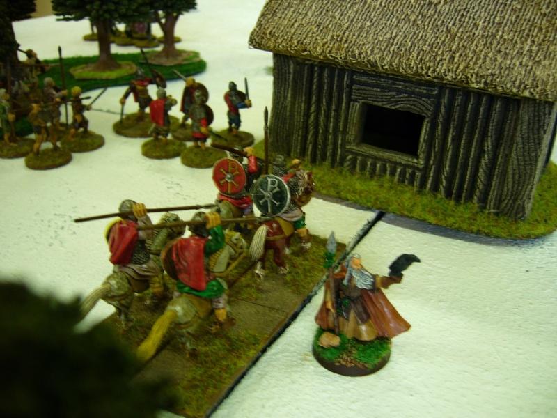 Païens vs Chrétiens Saga0510