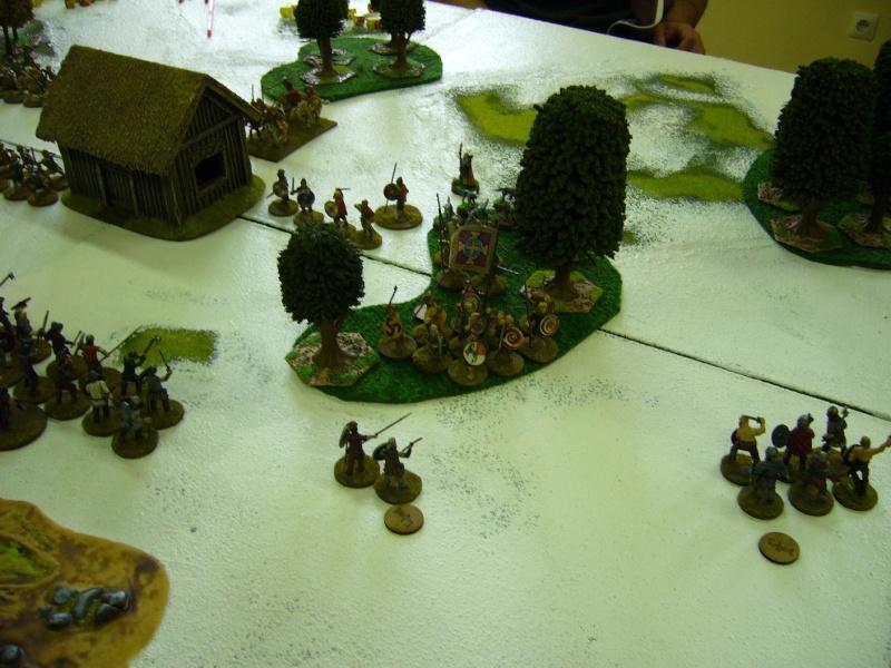 Païens vs Chrétiens Saga0810