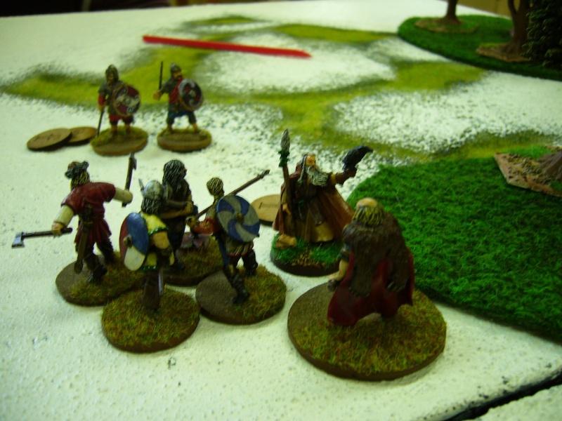 Païens vs Chrétiens Saga1510