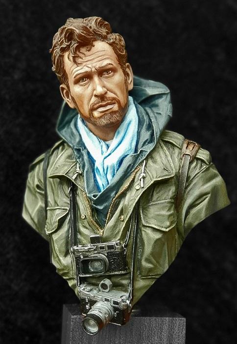 War correspondent - Life Miniature 20210812