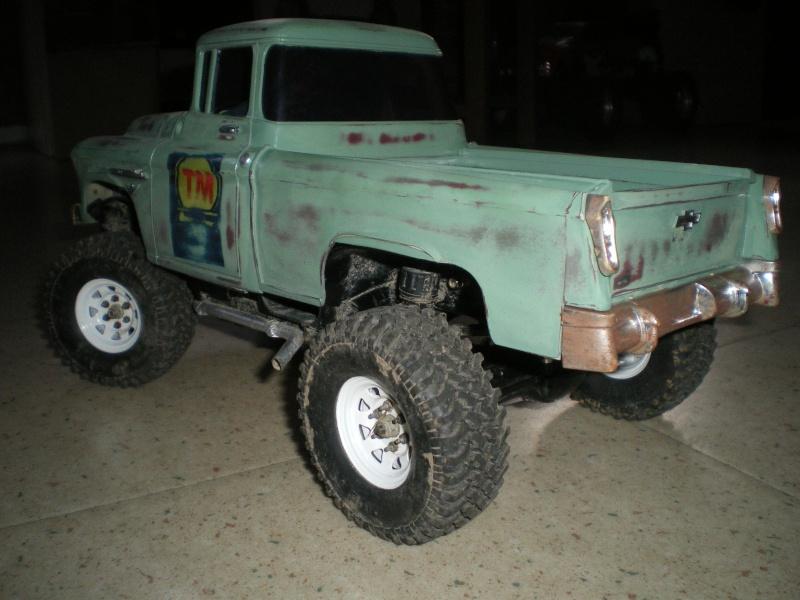 Chevrolet 3100 1957 Imgp0411