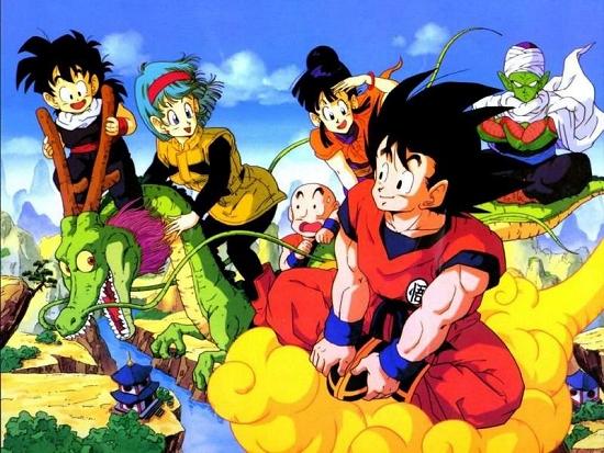 Les Ecolières Japonaises et Dragon Ball... Everyo10