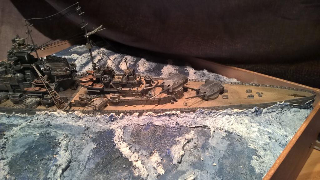 Bismarck 1/350 de chez revell (ma première de A-Z) Wp_20117