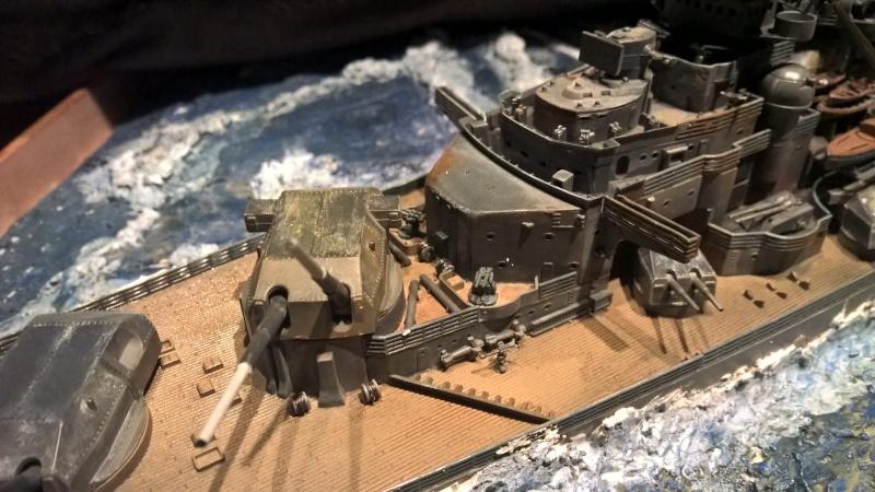 Bismarck 1/350 de chez revell (ma première de A-Z) Wp_20118
