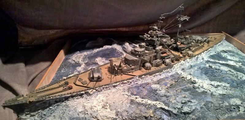 Bismarck 1/350 de chez revell (ma première de A-Z) Wp_20120