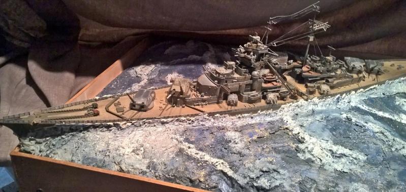 Bismarck 1/350 de chez revell (ma première de A-Z) Wp_20121