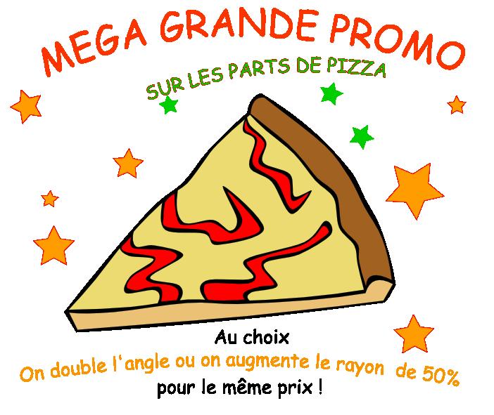 [Mathématiques (qu'est-ce que ça pourrait être d'autre?)] Problème sur les parts de pizza Pizza-10
