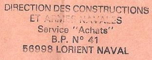 divers griffes et cachets administratif Lorien10