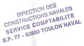 divers griffes et cachets administratif Toulon10