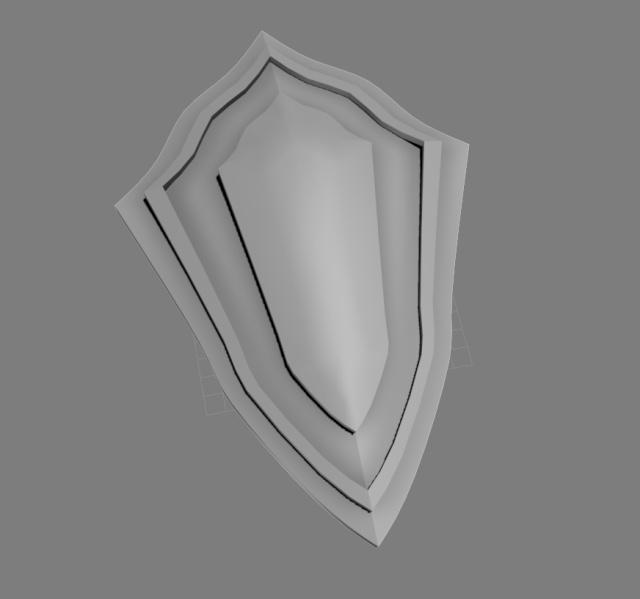 [ Bouclier ] base imprimée ! Shield11