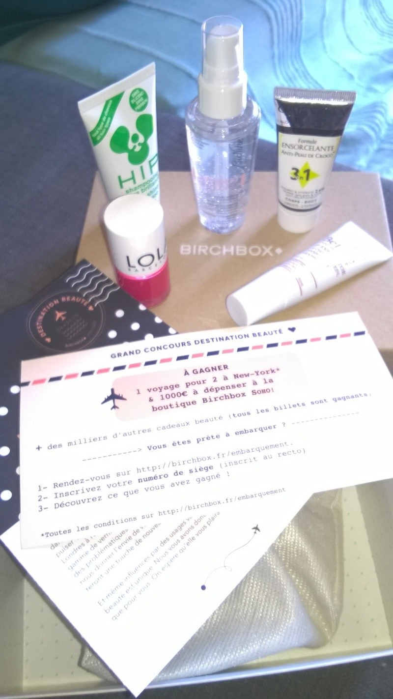 [Avril 2015] Birchbox  Wp_20120