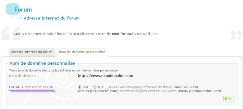 Forum innaccessible 01-04-16