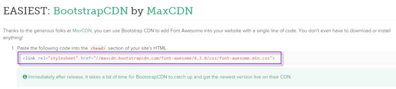 Comment installer et utiliser Font Awesome sur son forum 22-04-19