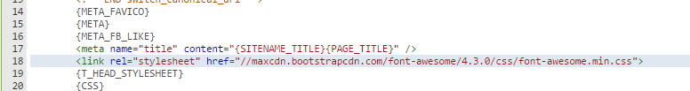 Comment installer et utiliser Font Awesome sur son forum 22-04-20