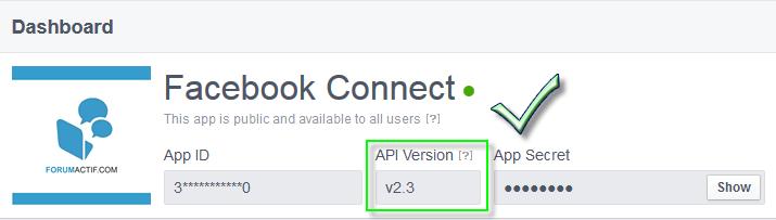 Facebook connect: aggiornamento per gli amministratori 23-04-20
