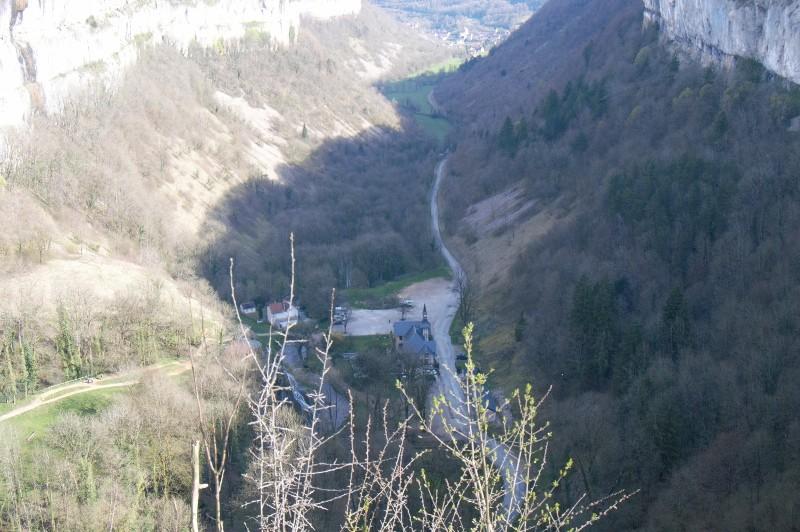 trail - LE TRAIL DES RECULEES Dsc_0013