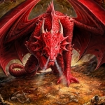 If I were a dragon ... I would look like this .. - Page 39 Red_av10