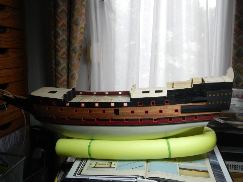 Construction du Sovereign of the Seas au 1/84 (partie 1) - Page 30 Dscn1464