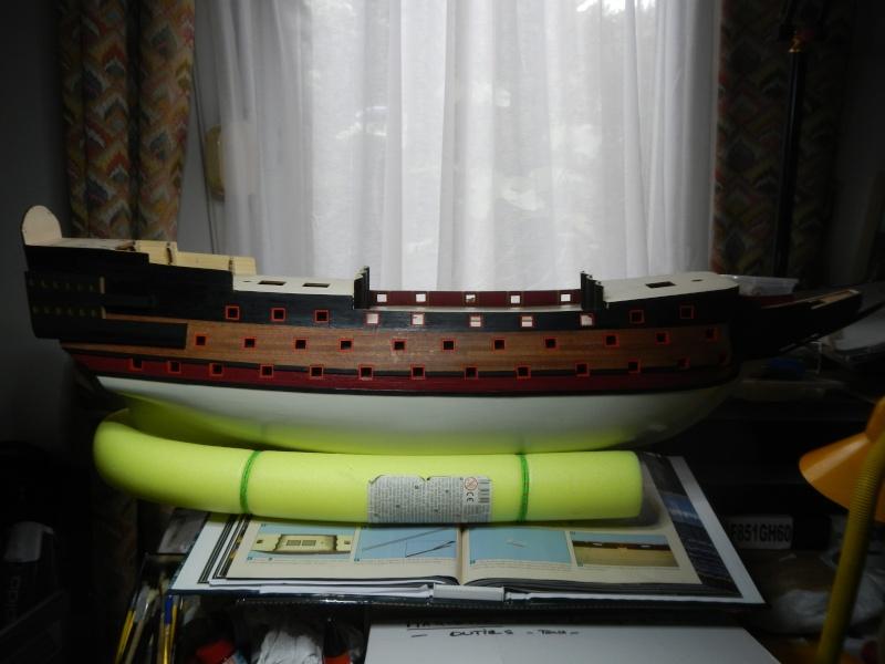 Construction du Sovereign of the Seas au 1/84 (partie 1) - Page 30 Dscn1466