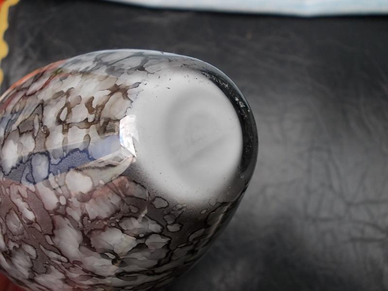 Please help id this 3D Black & Gray cased vase Dscn0012