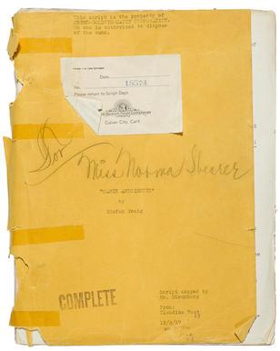 Marie Antoinette avec Norma Shearer (Van Dyke) - Page 8 Zz13