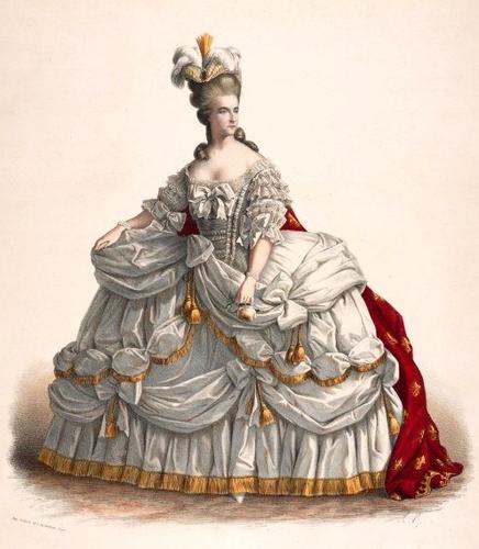 Marie-Antoinette par paolo giacometti Zzz12