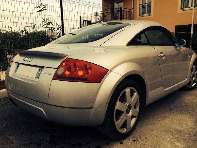 Garage de Luk coupé 1.8T quattro 190ch Image13