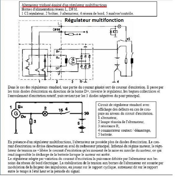 [ BMW e34 M5 S38 an 1992 ] Plus d'excitation alternateur, témoin de charge allumé, batterie vidée. - Page 2 12_exc10