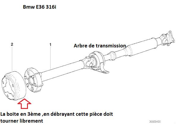 [résolu][ BMW e36 316i an 1994 ] vitesses dure à passer 26_e3610