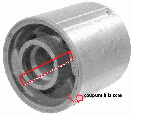 [ BMW E46 330xi an 2002 ] support de bras de suspension avant gauche (résolu) - Page 2 31_e4610