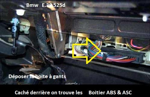 [ bmw e39 525d pack luxe bva an 1999 ] Quel est le boitier dans le coffre ? 51_boi10