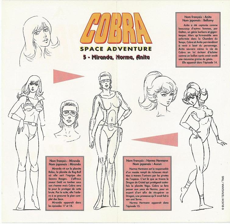 Space adventure Cobra (スペースコブラ) : le topic ! Casset10