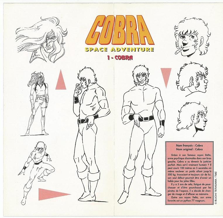 Space adventure Cobra (スペースコブラ) : le topic ! Casset11