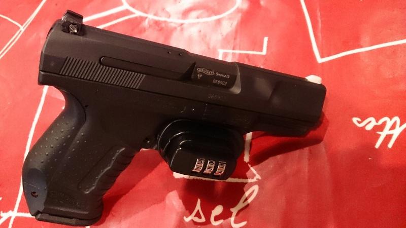 Walther P99 et imprimante 3D Dsc_0011