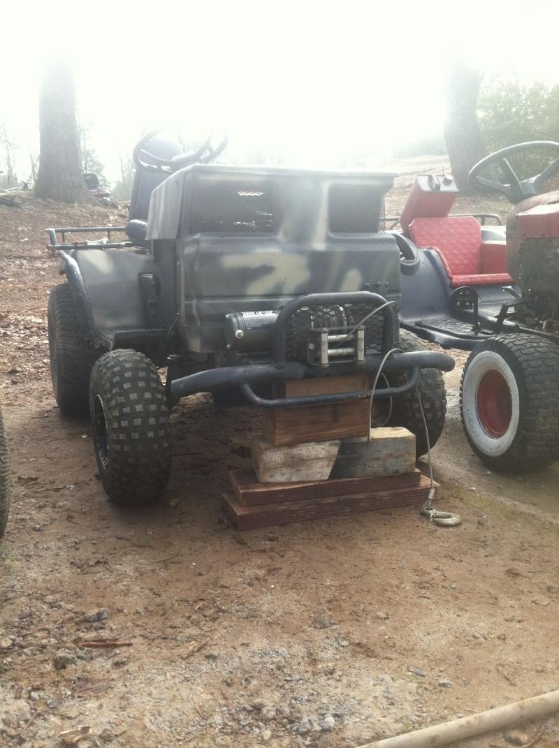 LAWN RANGER craftsman mudmower Img_1114