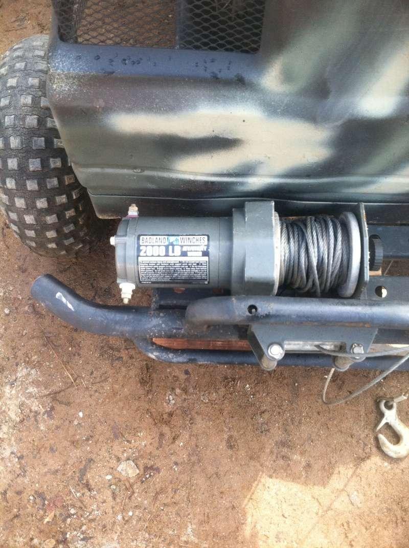 LAWN RANGER craftsman mudmower Img_1115
