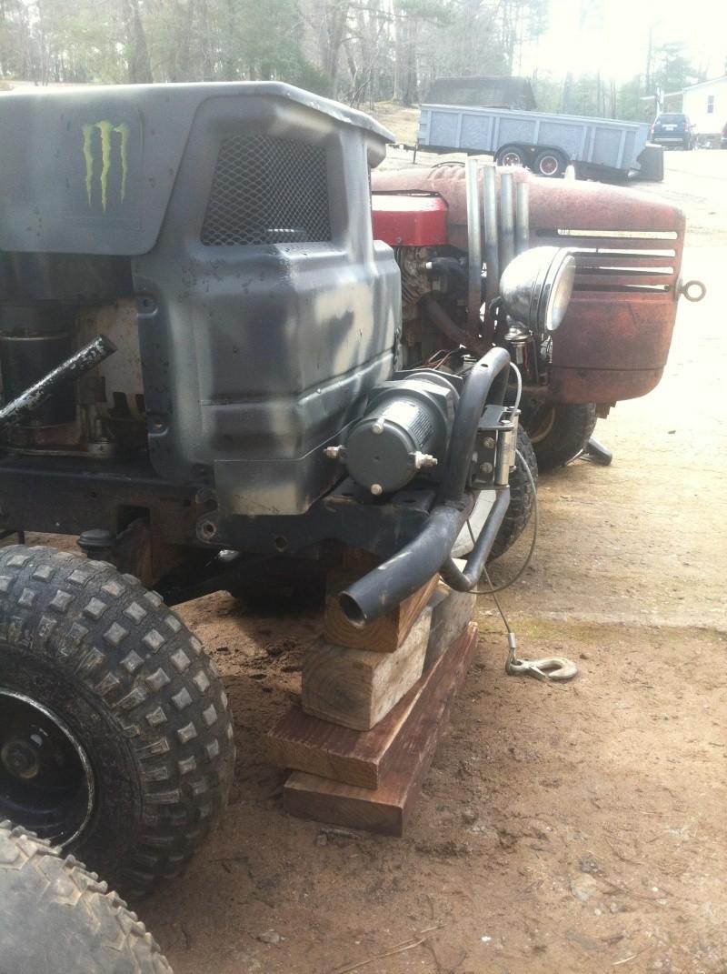 LAWN RANGER craftsman mudmower Img_1116