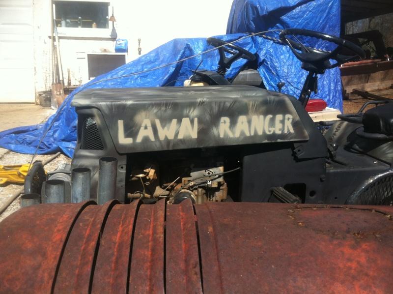 LAWN RANGER craftsman mudmower Img_1123