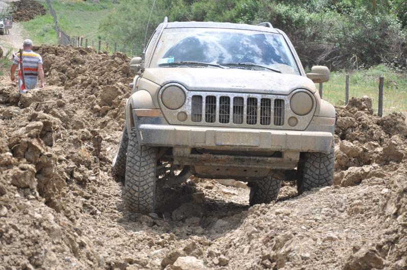 ...e io che pensavo di avere la jeep rialzata... Jambor28