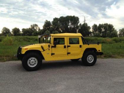 Hummer H1 en Italie pas chère  58803110
