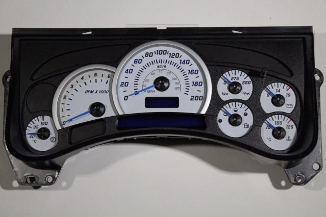 bloc compteur instrument Hummer H2 année 2004 _5711
