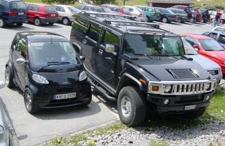 Hummer H2,  gros ou!!!   comparaison... Hummer10
