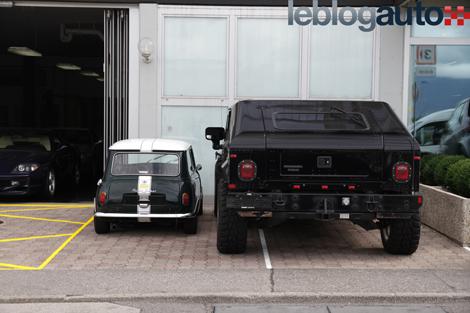 Hummer H2,  gros ou!!!   comparaison... Img_3110